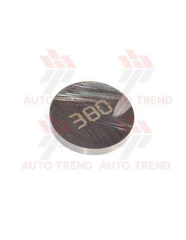 Шайба ВАЗ-2108 регулировочная клапана 3.80