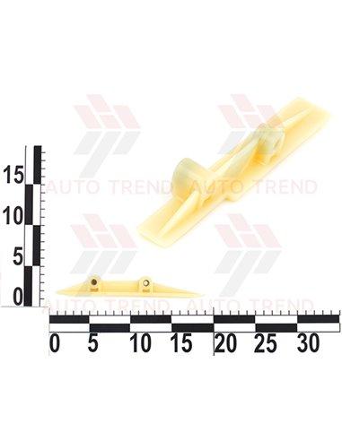 Успокоитель цепи ВАЗ-2107,21213 пластм