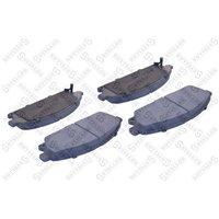 Колодки дисковые пер. Acura MDX 03-06, Infiniti Q45/QX4 97-03, Nissan Pathfinder 02-04