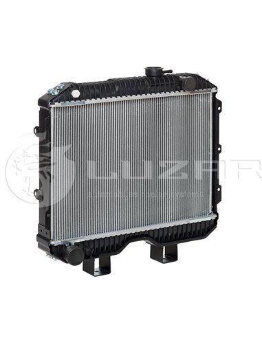 Радиатор УАЗ-469/3741 алюм.паяный С.-Петербург (LRc0347b)