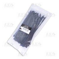 Хомут пластиковый LSA 2,5*120 (в упак. 100шт.) черный (LA 2.5x120B)