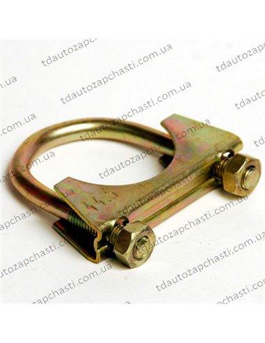 Хомут ВАЗ-2101-07 глушителя D48.0 (мин. 5шт)