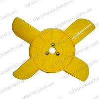 Вентилятор ВАЗ-2101 4 лопасти желт