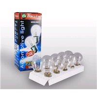 Лампа Zollex габаритов 1 конт P21W 12V (10шт) (8624)