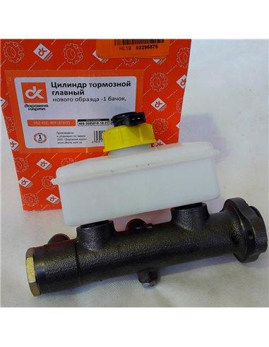 Цилиндр тормозной главный УАЗ-452,469(31512) нов. обр.-1 бачок
