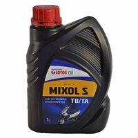 Масло LOTOS Mixol S API TB/TA 1 л (мото 2-х такт)