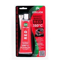 Герметик прокладок ZOLLEX 85г красный (RED-85g)