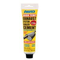 Герметик глушителя (цемент) 170г Abro ориг