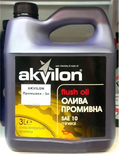 Масло  АКВИЛОН  промывочное 3л