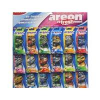 Освежитель воздуха AREON машины (гелиевый)( 18 шт)