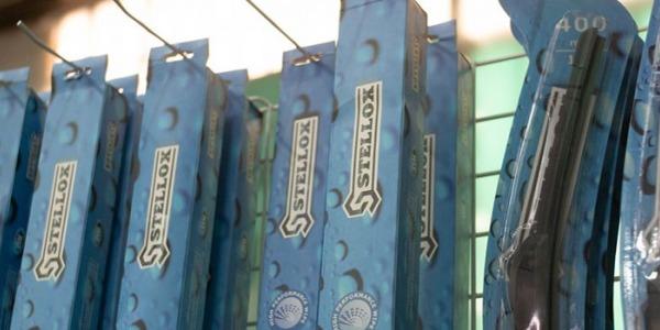 Щітки склоочисника від Stellox