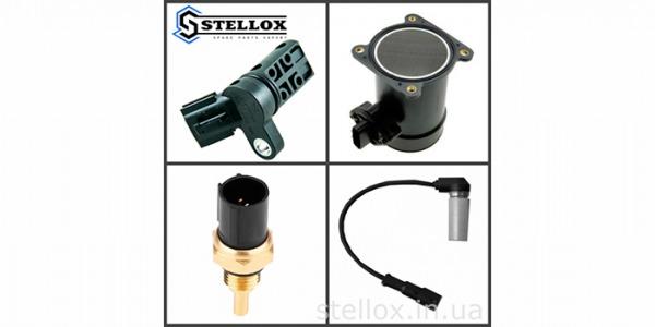 Ще більше датчиків Stellox до всіх автомобілів та систем
